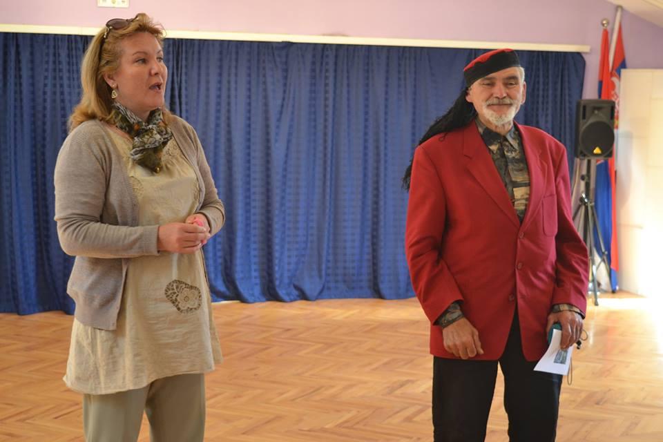 Otvorena izložba impresioniste iz Kragujevca Mirka Rusića