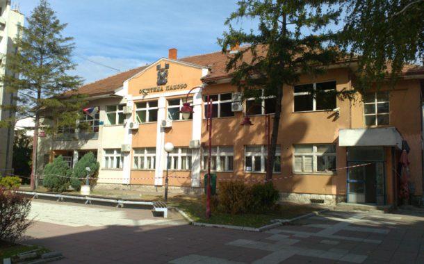 Radovi na rekonstrukciji opštinske zgrade