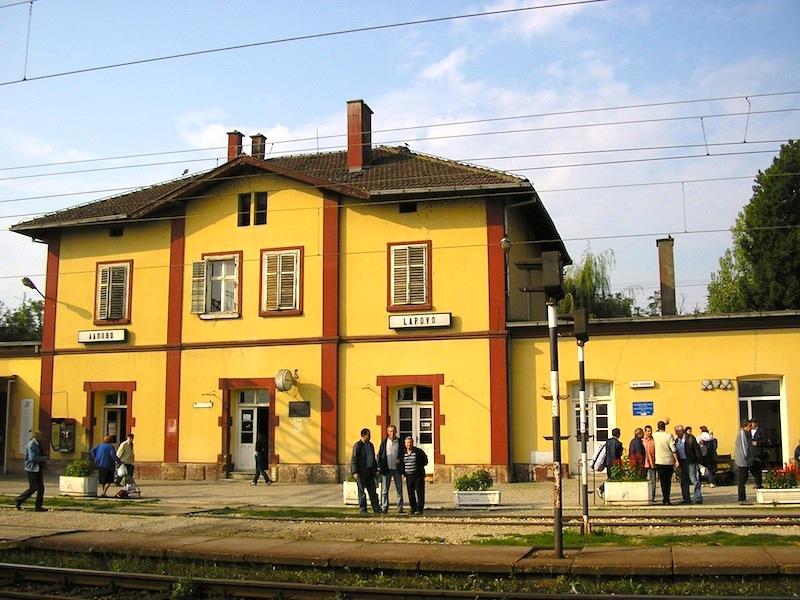 Automatizacija pruge Kraljevo-Lapovo