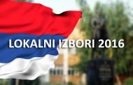 Rezultati lokalnih izbora 2016